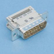 D-Sub 15 M G2 IDC DL 09662286700