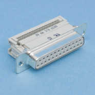 D-Sub 25 F G2 IDC DL 09663186500