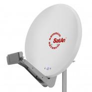 CAS   90ws Neu Offset-Antenne 90cm hell