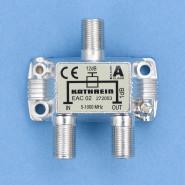 EAC 02  Abzweiger 1-fach 12 dB   F