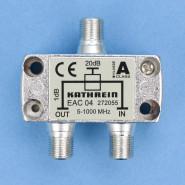 EAC 04  Abzweiger 1-fach 20 dB   F