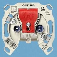 GUT 152  BK-Ant.-Steckd.-12 dB  1GHz