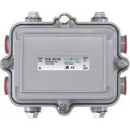 BVE 203-00 BK-Verteiler 3-fach 7 dB