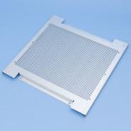 LP 400x400 Lochplatte für Gehäuse