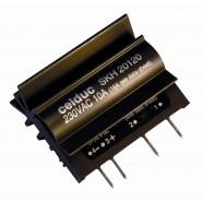 Halbleiterrelais 10A/600VAC/8-32V DC