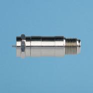SZU 14-00 DC-Blocker F-Stecker/F-Buchse