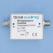 TZU  9-00 Entzerrer 5-862 MHz 0..18dB/ F