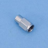 Adapter F-St/IEC-Stecker  prof. Ausf.